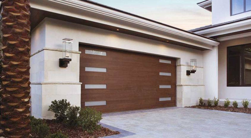 What are the benefits of getting a garage door?
