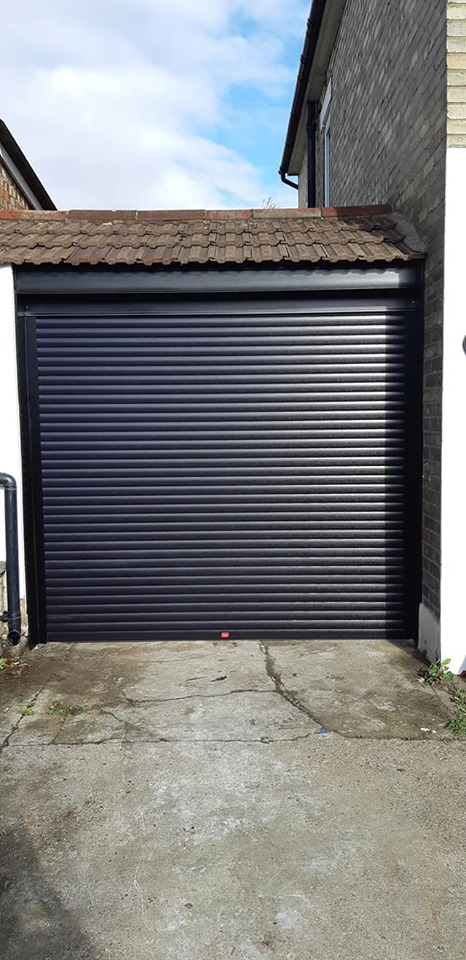 After Garage Door Repair