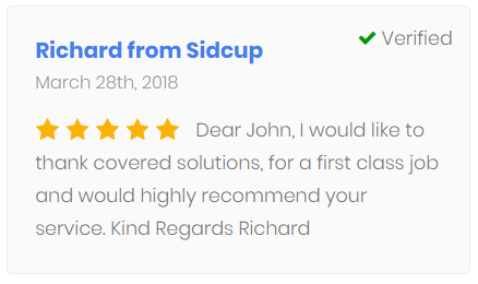 Richard's Top Rated Testimonial